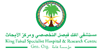 Go to King Faisal Specialist Hospital & Research Centre profile