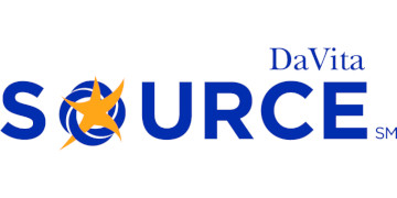 DaVita SOURCE logo