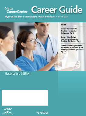 Hospitalist Career Guide 2014