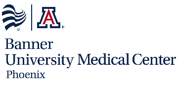 BANNER UNIVERSITY MEDICAL CENTER - PHOENIX (BUMC-P) logo