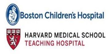 Go to Boston Children's Hospital, Health Affairs profile