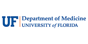 University of Florida, Gainesville, Department of Medicine logo