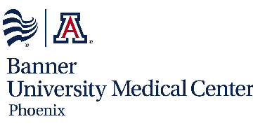 BANNER UNIVERSITY MEDICAL CENTER PHOENIX (BUMC-P) logo