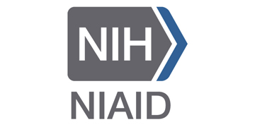 National Institutes of Health, NIAID, DHHS logo